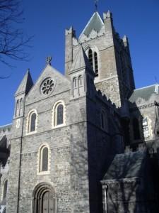 Irish-Catholic, I'm Guessing?