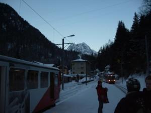 Amazing Train Ride